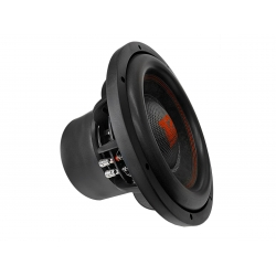 Bassface RED12.4 - subwoofer średnica 12 cali - 30 cm, moc 2500 Wat RMS, Impedancja 2x2 Ohm