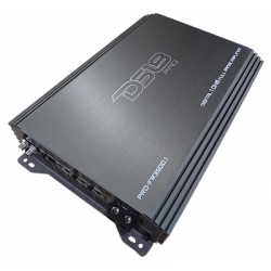 DS18 PRO-FR3500.1 Car Audio 1500 Watt Full Range Class D Monoblock Amplifier