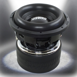 Sundown Audio Zv.5 10 D2 - subwoofer średnica 10 cali - 25 cm, moc 2000 Wat RMS, Impedancja 2x2 Ohm